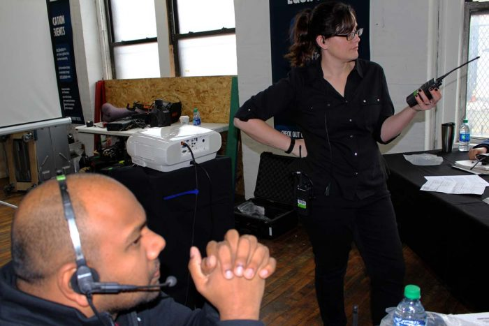 beyond film school Production Assistant training
